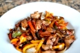 sample food chicken stirfry